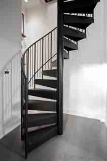 Bespoke Spiral Staircases