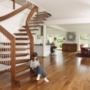 Timber Staircase 2