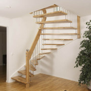Timber Staircase 3