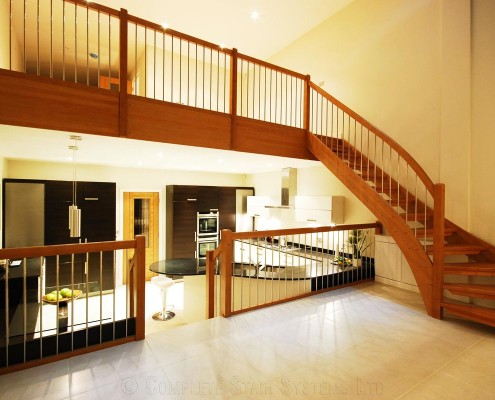 Timber Staircase 28