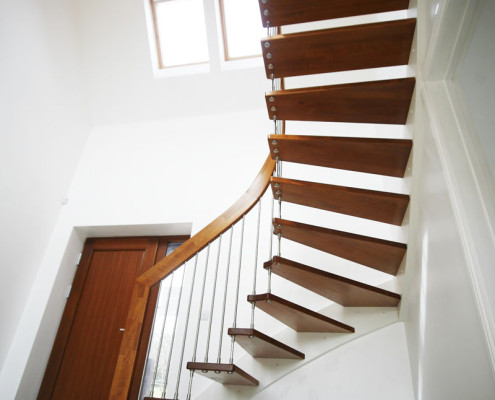 Timber Staircase 30