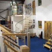 Staircase Showroom 8