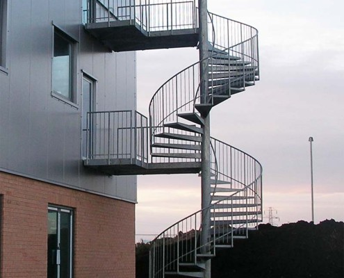 Bespoke Spiral Staircase Blackpool