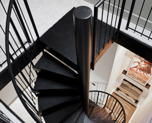 Bespoke Spiral Staircase Bristol