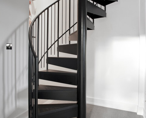 Bespoke spiral staircase bristol quote request more information