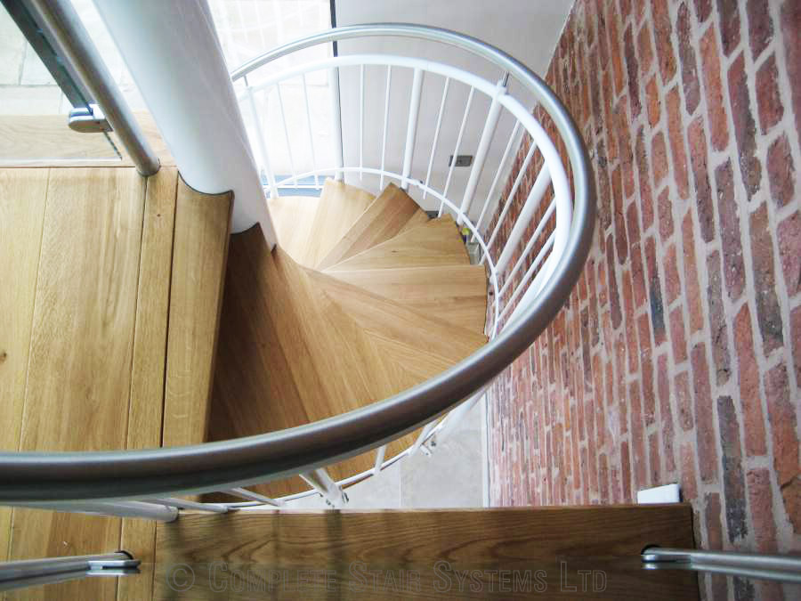 Great Bespoke Spiral Staircase   Chester Bespoke Spiral Staircase   Chester ...