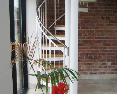 Bespoke Spiral Staircase - Chester