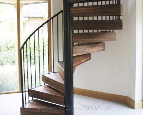 Bespoke Spiral Staircase Chichester