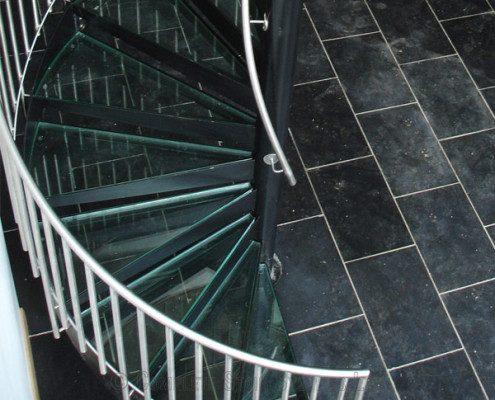 Bespoke Spiral Staircase Essex