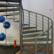 Bespoke Spiral Staircase - Health Spa Berkshire