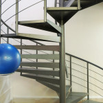 Bespoke Spiral Staircase - Health Spa Berkshire