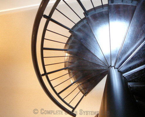Bespoke Spiral Staircase - Manchester