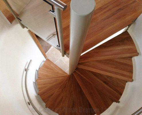 Bespoke Spiral Staircase - Norwich
