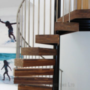 Bespoke Spiral Staircase- Penn, High Wycombe