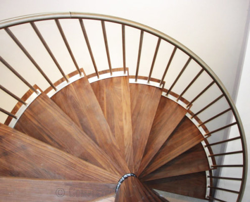 Bespoke Spiral Staircase- Penn, High Wycombe