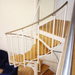 Bespoke Spiral Staircase Romsey