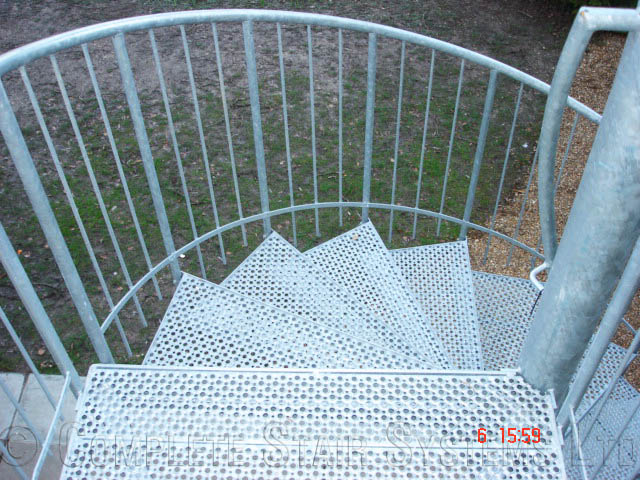 Download External Spiral Staircase ...