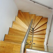Bespoke Staircase Chiswick - Model 500