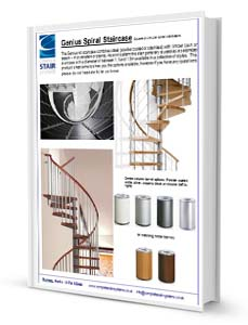 Genius Product Sheet Book - Spiral