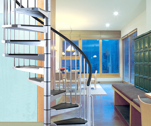 Kit Spiral Staircase - Civik