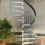 Kit Spiral Staircase - Civik Zink
