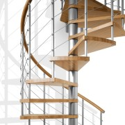 Kit Spiral Staircase - Genius 010