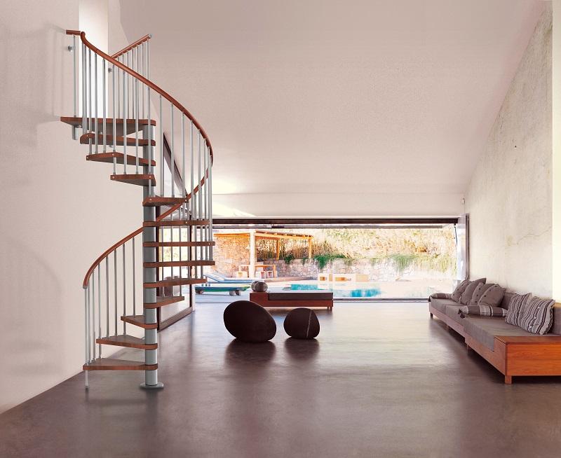 Kit Spiral Staircase - Genius 020