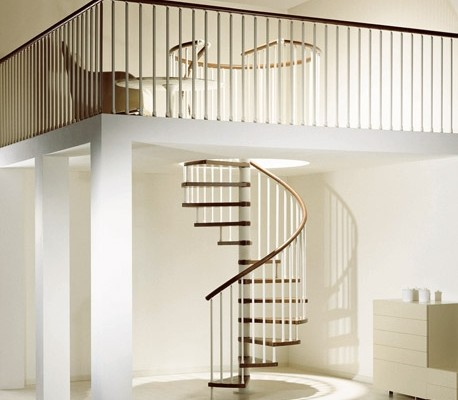 Kit Spiral Staircase - Genius 020