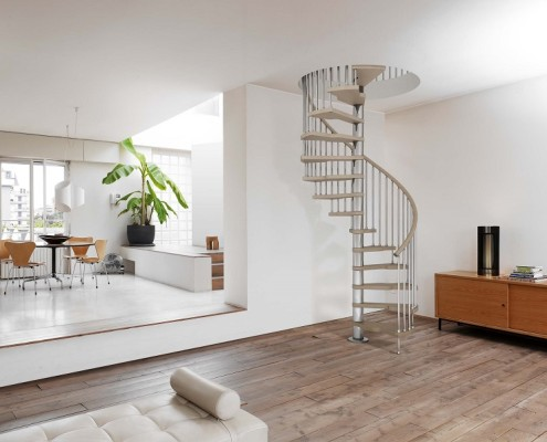 Kit Spiral Staircase - Genius 030