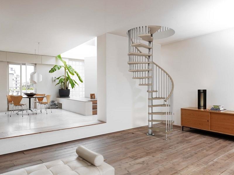 Kit Spiral Staircase - Genius 030
