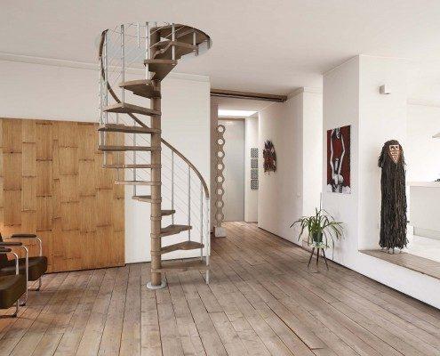 Kit Spiral Staircase - Genius 040