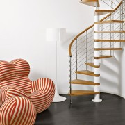 Kit Spiral Staircase - Genius 050