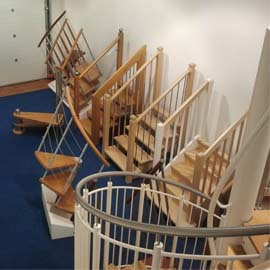 Staircase Showroom