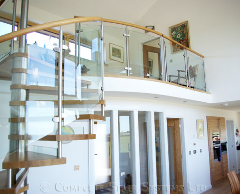 Spiral Staircase Ayrshire - Model 71