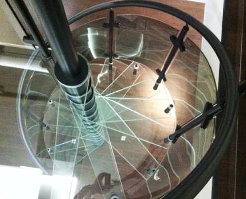 Spiral Staircase Bromley - Model 76