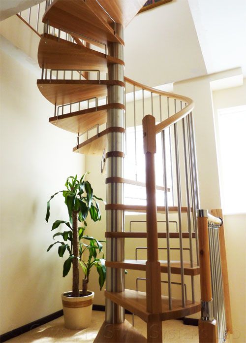 Spiral Staircase Chatham A Complete Stair System S Project