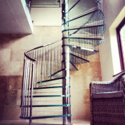 Spiral Staircase East Sussex - Model 76