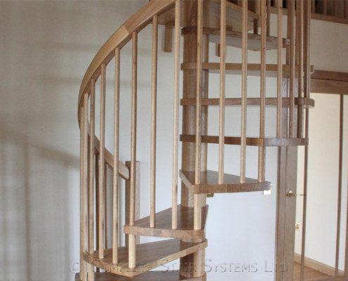 Spiral Staircase Edinburgh -- Model 70