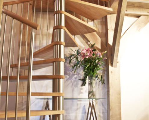 Spiral Staircase Guernsey - Model 71