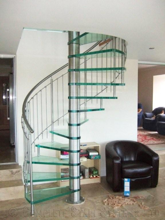 Spiral Staircase Guernsey  Model 76  1