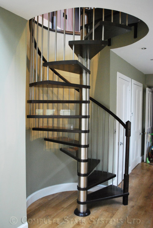 Spiral Stair Project Hull