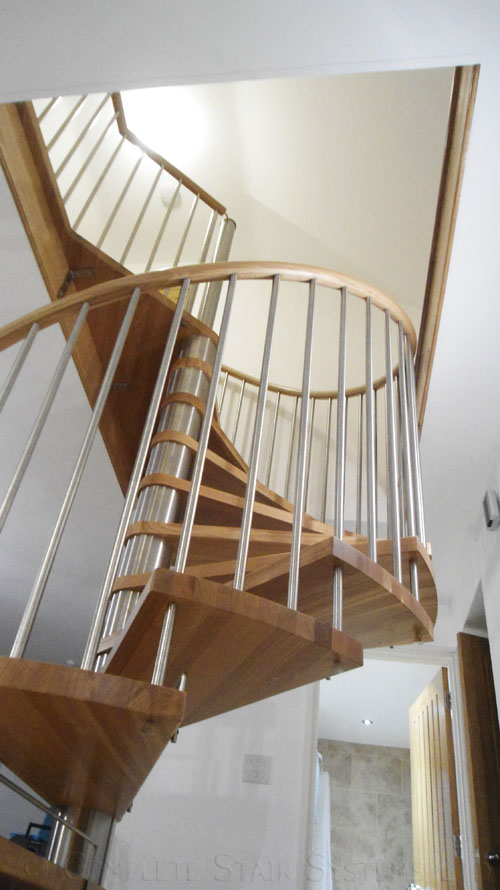 Spiral Staircase Jersey Model 71 Spiral Staircase