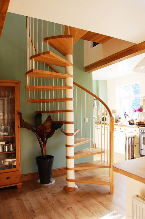 Spiral Staircase Monmouth - Model 71 - 3