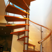 Spiral Staircase Poole - Model 71