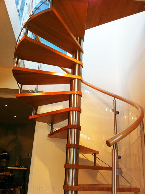 Spiral Staircase Poole Bespoke Spiral Staircase Some