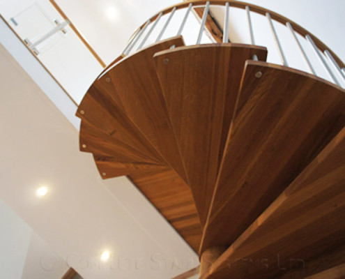 Spiral Staircase Romsey - Model 70