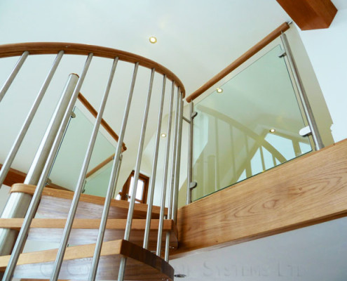 Spiral Staircase Somerset - Model 71