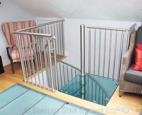 Spiral Staircase Suffolk - Model 76