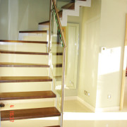 Bespoke Staircase New Forest - Model 500