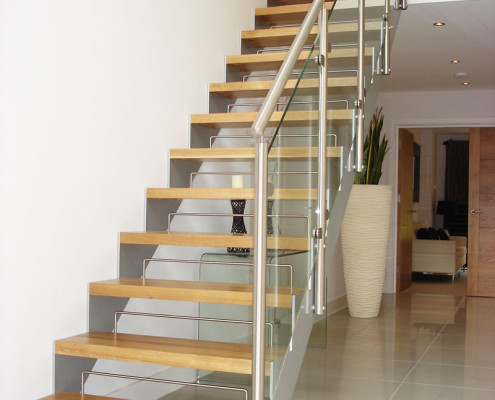 Bespoke Staircase Poole - Model 500